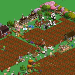 Meine FarmVille-Farm