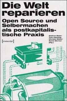 """Coverbild des Buchs """"Die Welt reparieren"""""""