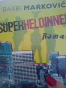 Cover Superheldinnen