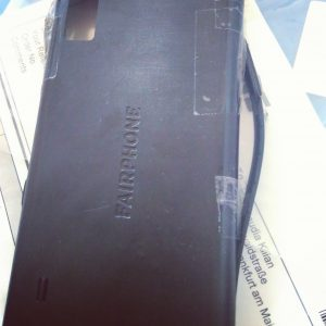 Defekte Rückenabdeckung Fairphone